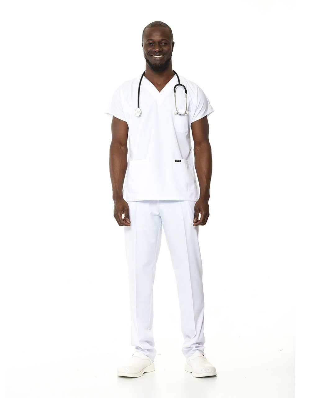 Terrycotton Beyaz Takım