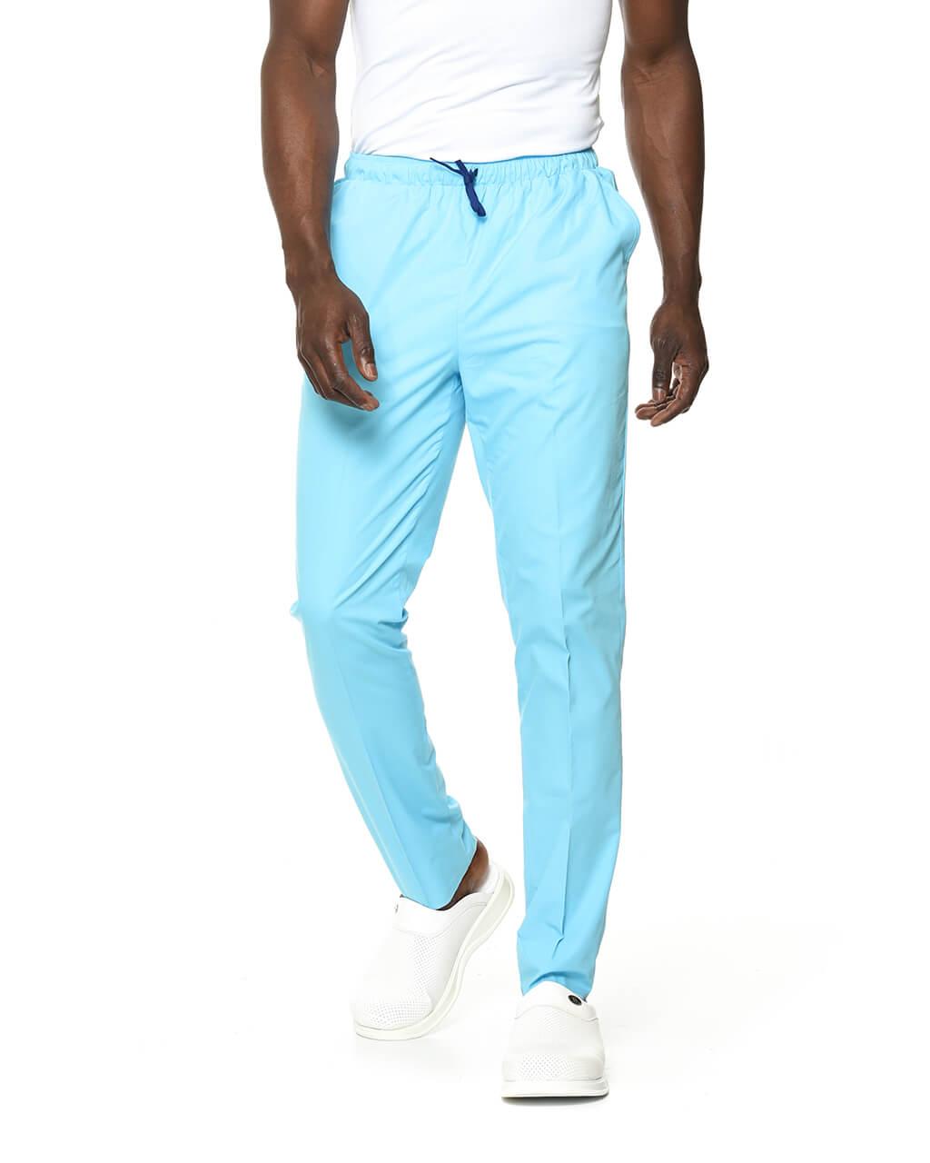 Terrycotton Çelik Mavisi Pantolon