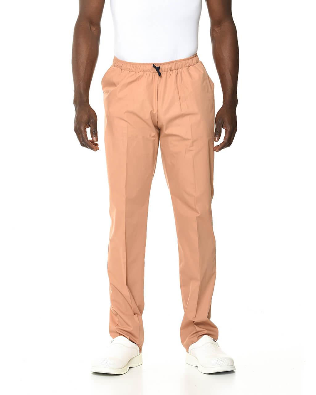Terrycotton Deve Tüyü Pantolon