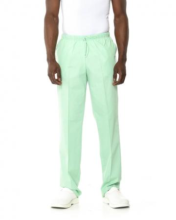 Klasik Erkek Su Yeşili Doktor & Hemşire Pantolonu