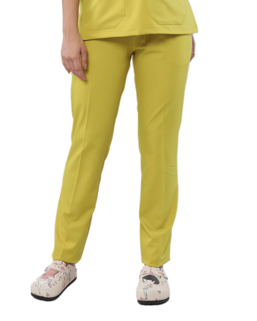 Relax Sarı Pantolon