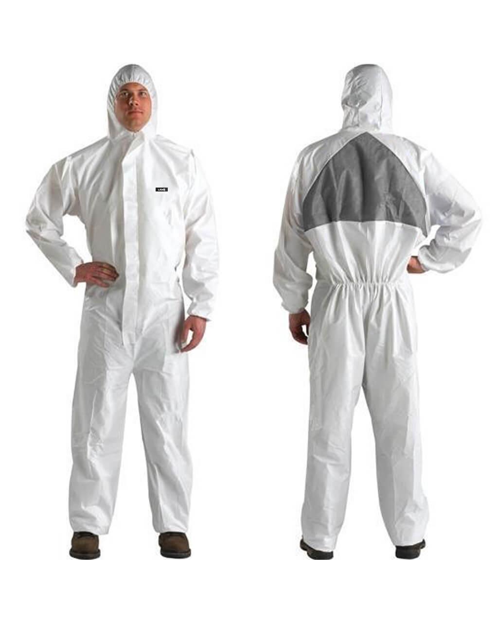 3M Koruyucu Giysi Beyaz