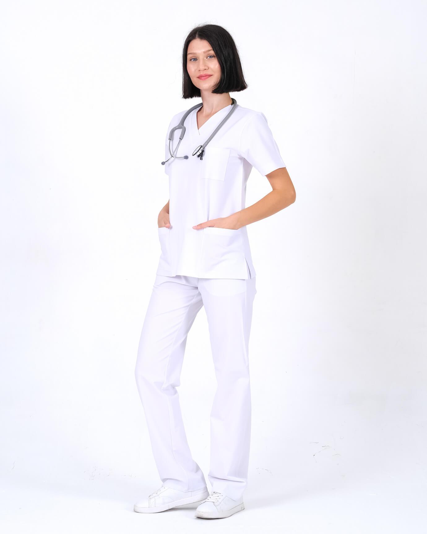 Premium Seri Relax Beyaz Takım