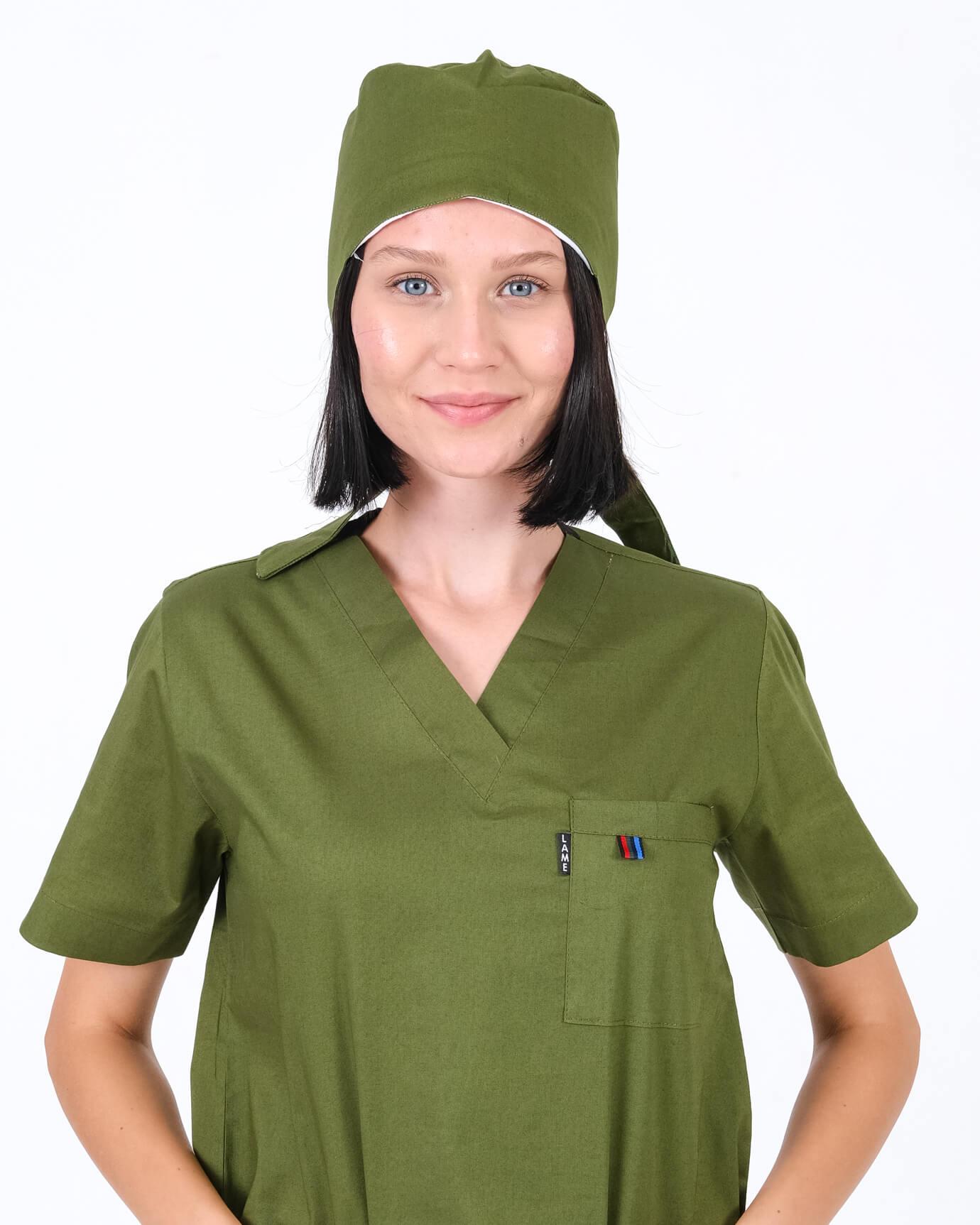 Asker Yeşili Medikal Bone