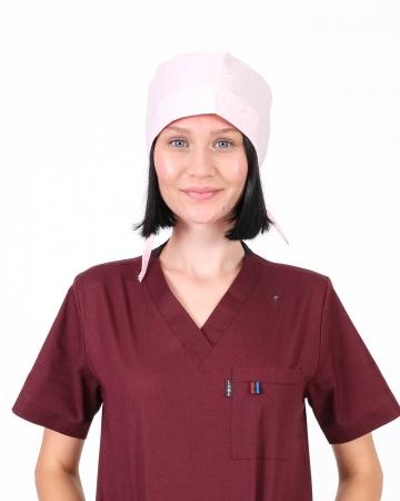 Şekerleme Desenli Kadın cerrahi Bone