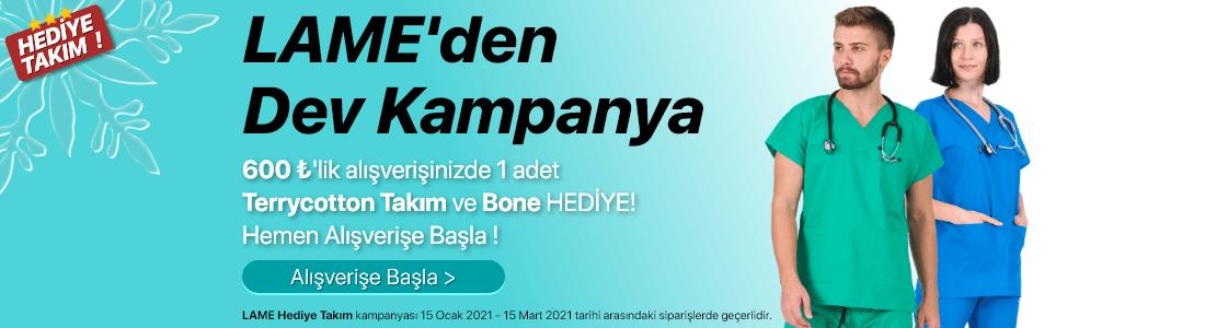 Hediye Terrycotton Takım ve Bone Kampanyası!