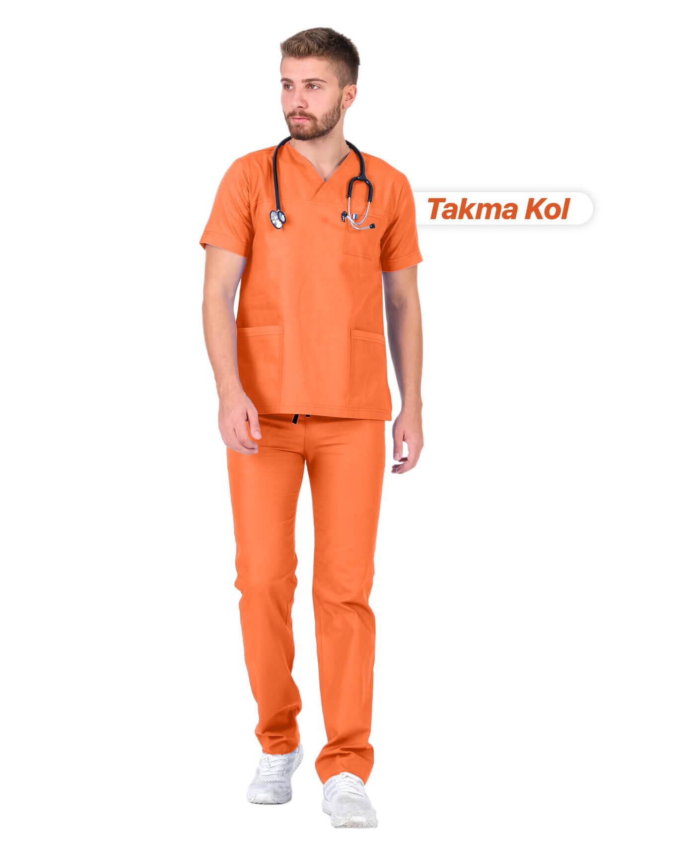 Gabardin Oranj Takım