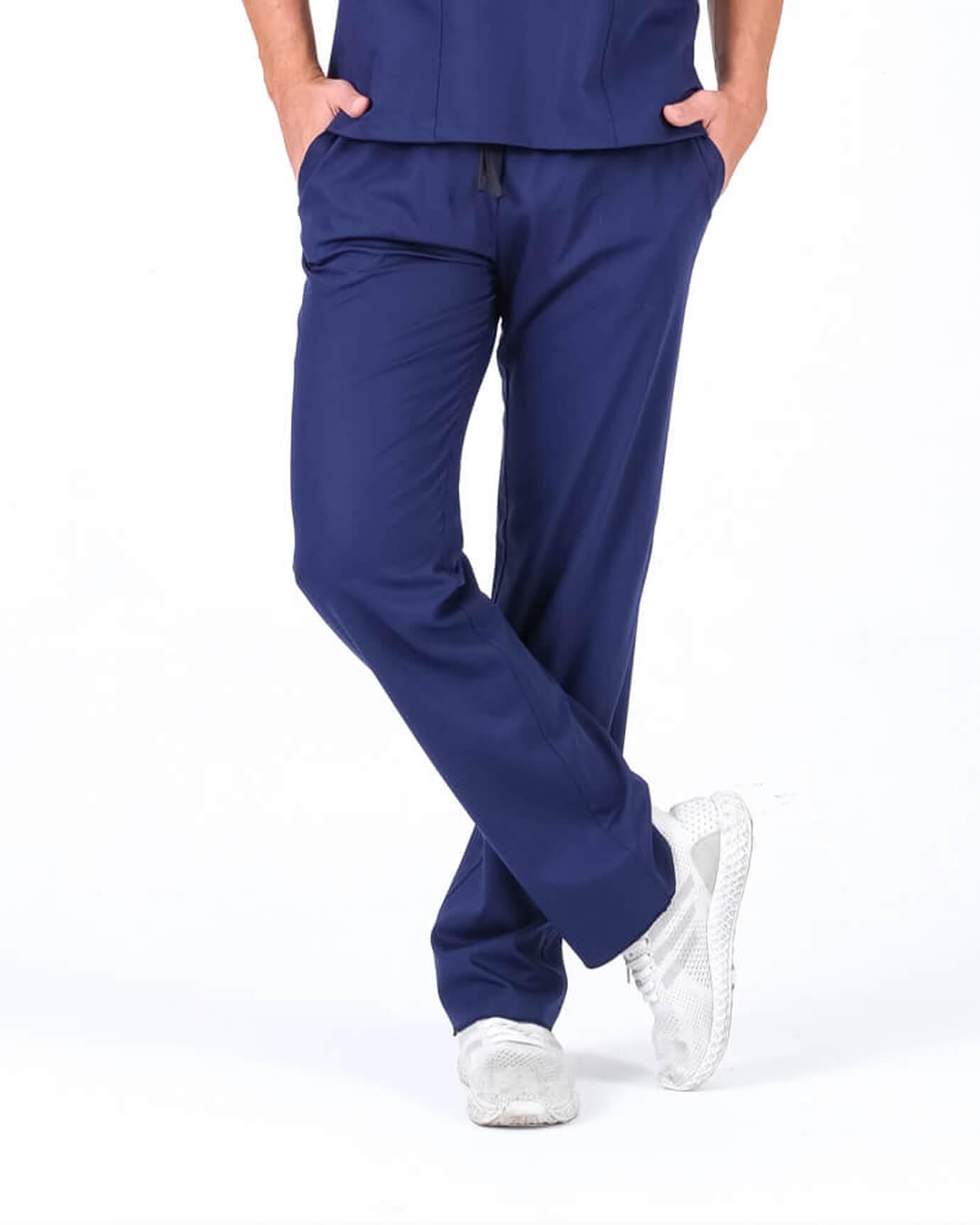 Premium Seri Relax Lacivert Pantolon