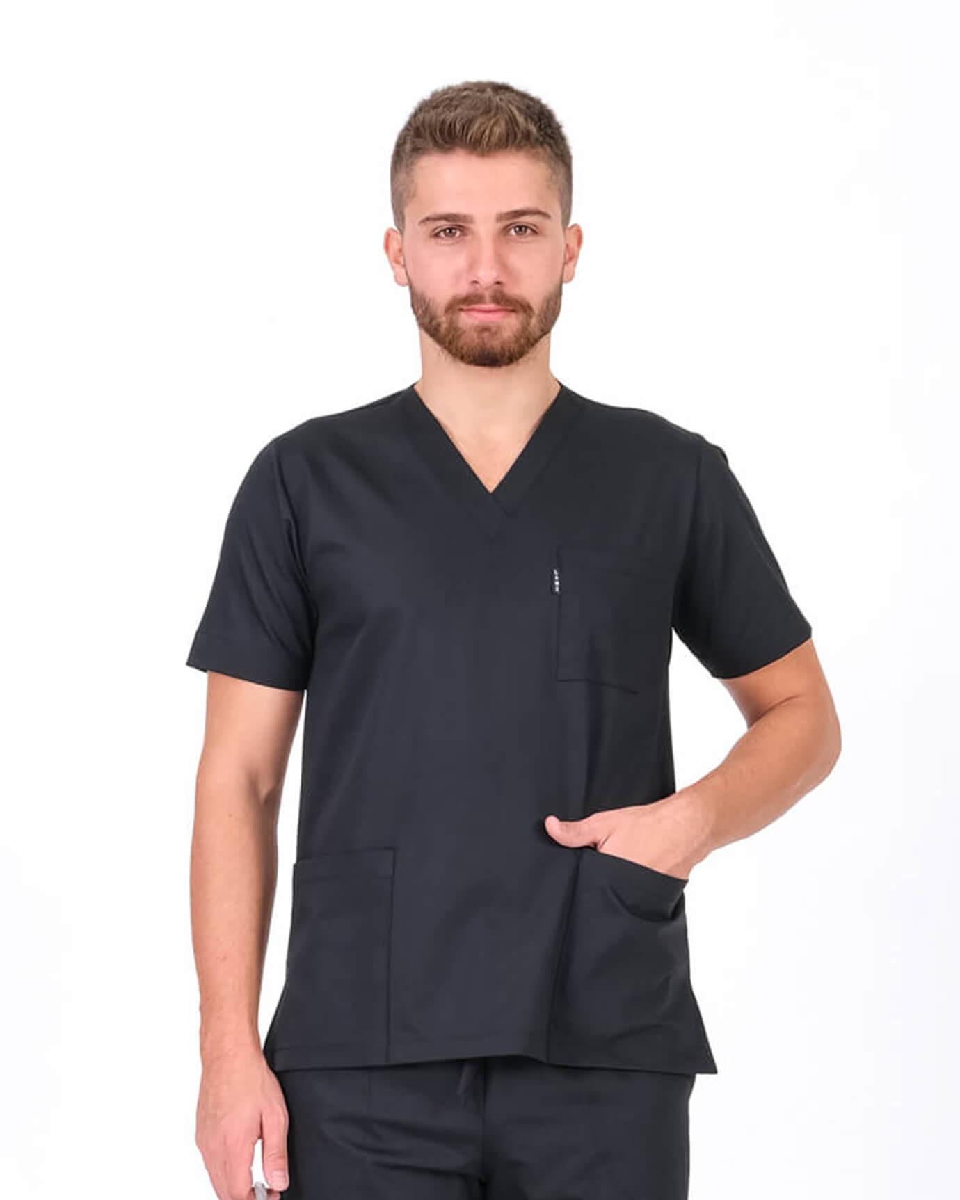 Premium Seri Relax Siyah Forma Üstü