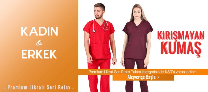 Premium Likralı Seri Relax Renkleri ve Modelleri