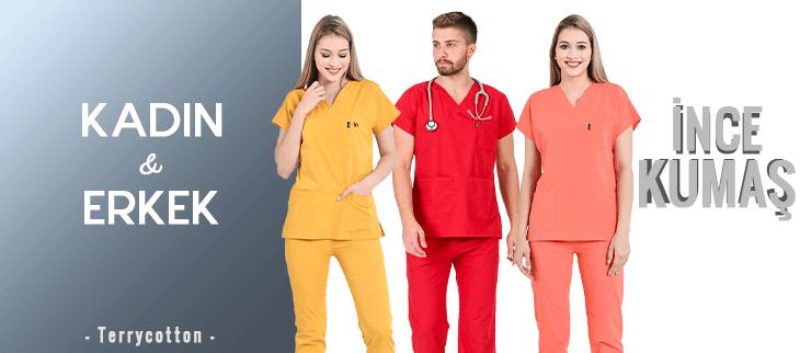 Terrycotton Yazlık Renkleri ve Modelleri