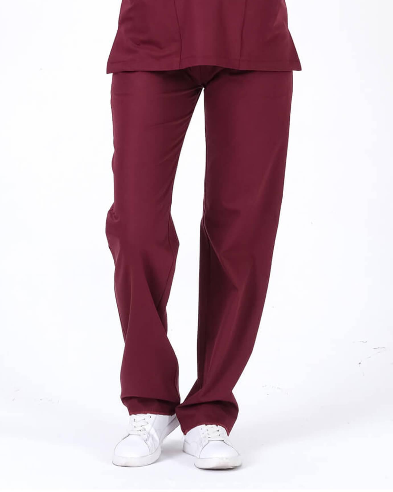 Premium Seri Relax Bordo Pantolon