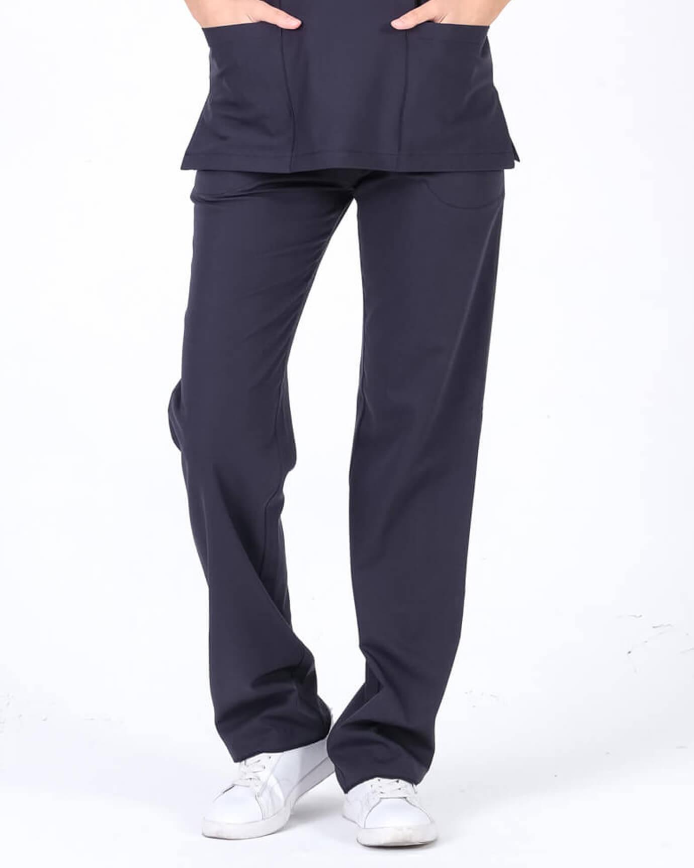 Premium Seri Relax Füme Pantolon