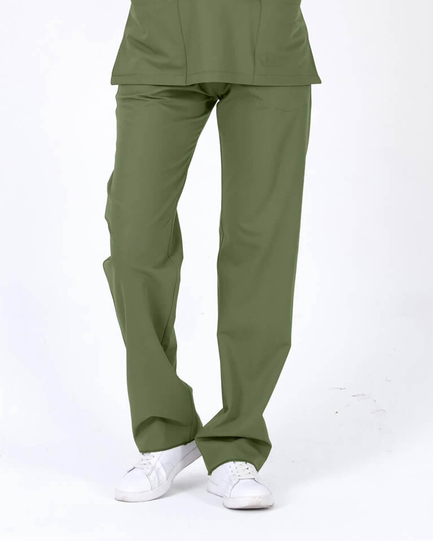 Premium Seri Relax Mint Yeşili Pantolon