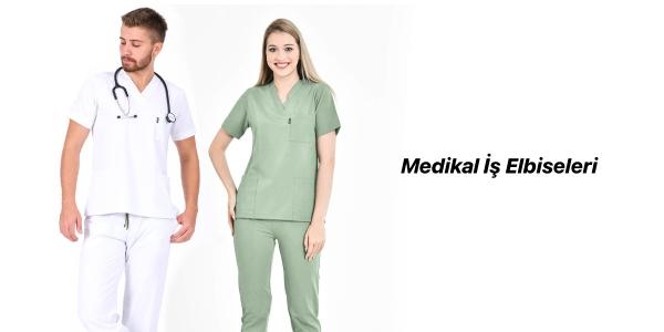 Medikal İş Elbiseleri